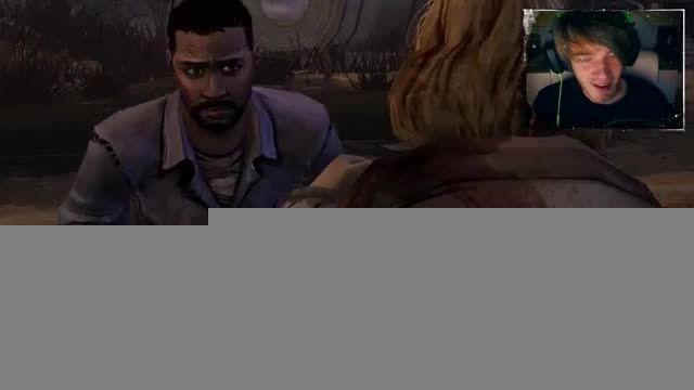 pewdiepie the walking dead episode 3 part 4