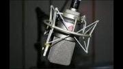 دکلمه صوتی (خسته ام) با صدای سید همایون سلیمی