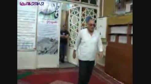 راز قبر پنهان خاخام بزرگ یهود در مسجد مظفری