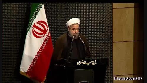 روحانی:تاریخ در 24 خرداد 92 ورق خورد.