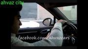 درگ پورشه کاین GTS و موستانگ V8(ایران)