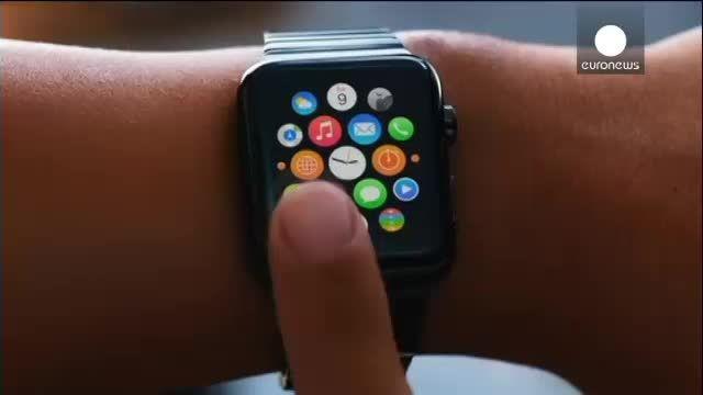 اپل از ساعت مچی هوشمند خود رونمایی کرد