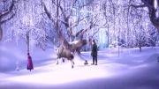 انیمیشن دوبله فارسی frozen (یخ زده یا همون منجمد) پارت4