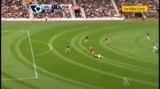 گل های بازی ساوتهمپتون 1 - 1 منچستر یونایتد