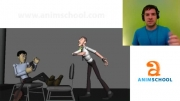 آموزش انیمیشن  با مدرسه انیم اسکول  2-anim school