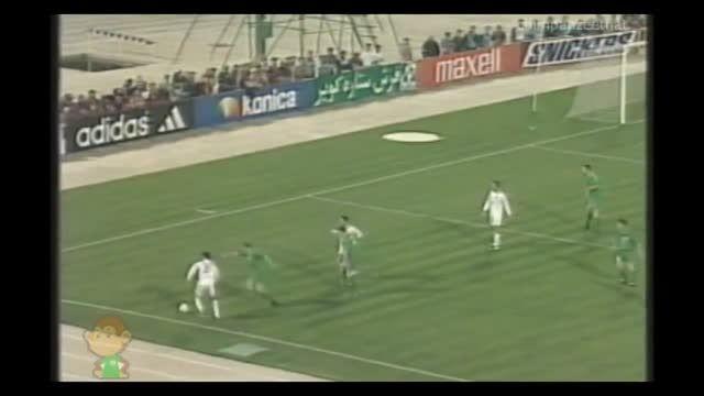 بازی پلی آف برگشت ایران و ایرلند مقدماتی جام جهانی 2002