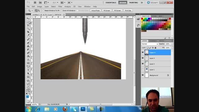 19- Photoshop به روش ساده - نصب فونت