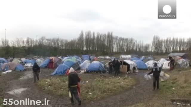 انتشار تصاویر رفتار خشونت آمیز پلیس فرانسه با مهاجران