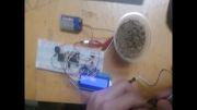 سنسور رطوبت سنج خاک و زمین با AVR