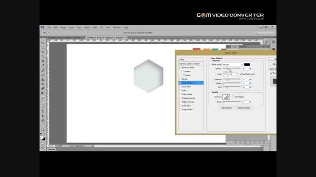 آموزش فتوشاپ طراحی گرافیکی Graphic Design Minimalist