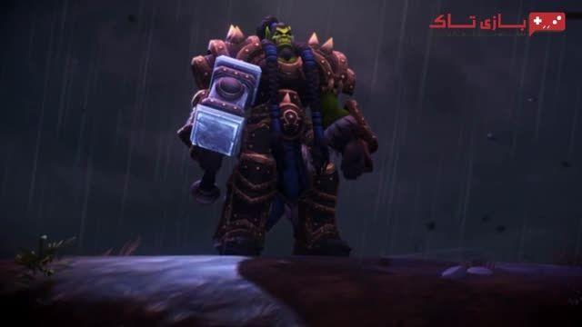 لانچ تریلر بازی Heroes Of The Storm