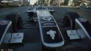 فرمولEدر خیابان های لاس وگاس Formula E Renault Las Vegas