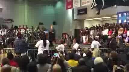 تحریم سخنرانی هیلاری کلینتون از سوی سیاه پوستان آمریکا