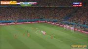 غلبه هلند بر کاستاریکا در ضربات پنالتی با تعویض طلایی