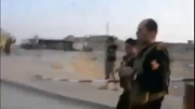 لحظه ازاد سازی سد موصل توسط یگان طلایی ارتش عراق
