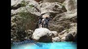 دره نوردی رغز داراب - هیات کوهنوردی نایین