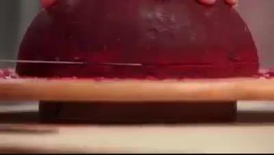 طرز درست کردن کیک هندوانه واقعا خوشمزه و دیدنی و جالب