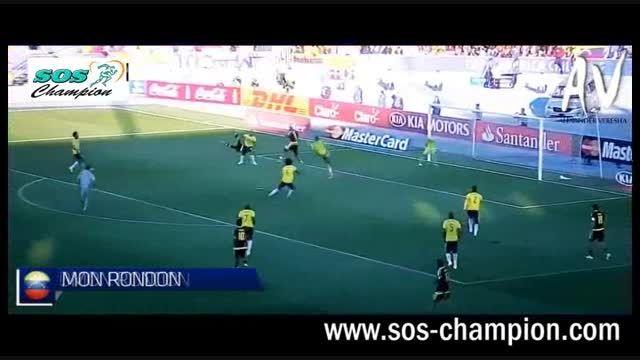 10 گل برتر جام کوپا آمریکا 2015