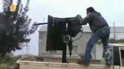 هد شات دیدنی تروریست سوریه توسط اسنایپر ارتش سوریه