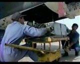 نصب موشک am-39 روی جنگنده سوپر اتاندارد