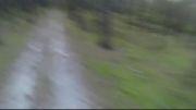 حمله نفس گیر خرس به دوچرخه سوار ( ترسناک و هیجانی)
