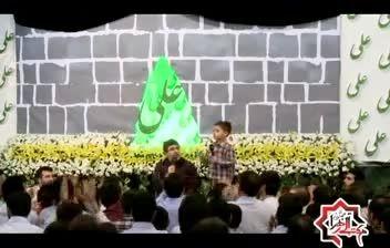 مولودی امام علی علیه السلام   امیر عباس ناهیدی