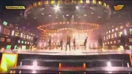 آهنگ و رقص زیبای قزاقستانی Кайрат Нуртас- ترکی قزاقی
