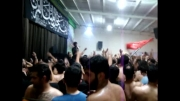 کربلایی حسین عینی فرد - تبریز (91/6/22) - تک آذری