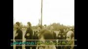دسته هیئت علی اکبری جوانان روستای دفچاه - روز عاشورا - بخش1