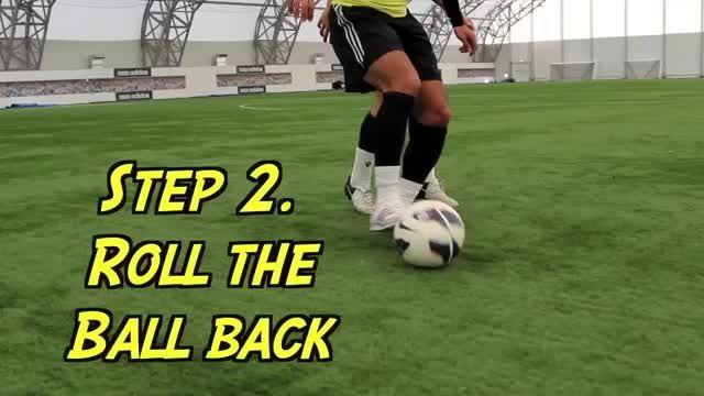 آموزش فوتبال - 4 مهارت جالب - پارت 4