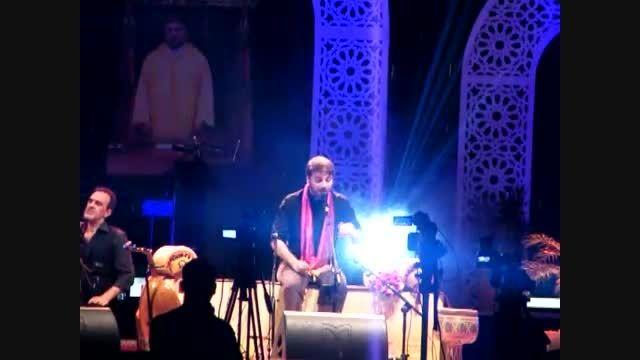 سامی یوسف - اجرا جان جانان در کنسرت تطوان(مراکش)2015