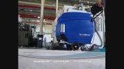 اسکرابر برقی- کف شور صنعتی- زمین شور کابلی