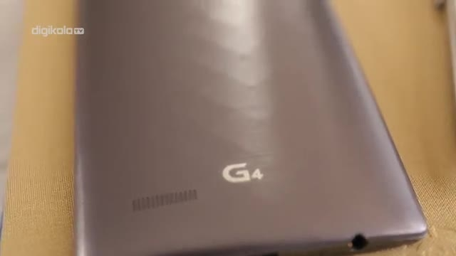 نقد بررسی اولیه گوشی ال جی جی 4+فیلم ویدیو کلیپ lg g4
