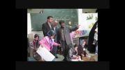 دیدار ریاست آموزش و پرورش ناحیه 7 و آقای لشگری رئیس سازمان میراث فرهنگی