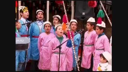 جشن قشقایی در فراشبند ..شبکه فارس