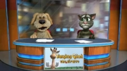 سخنرانی خنده دار گربه ی سخنگو و سگ سخنگو قسمت ۲