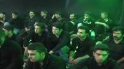 شعر خوانی لبیک حسین لبیک - شب عاشورا 93-حاج مهدی زارعی
