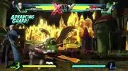 مبارزه دانته و ورجیل و تریش در مقابل Iron Fist,Dr.Doom,Super