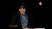 متن خوانی مریم فرضی و حس غریب باصدای علی لهراسبی
