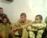 هنرمند سجاد صیدی و سربازان کرمانشاهی