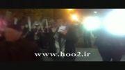 به یاد سید جواد ذاکر یا حسین غریب مادر در خیابان های تبریز