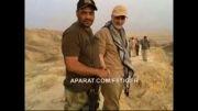 فیلم حضور سردار حاج قاسم سلیمانی در آزادسازی آمرلی