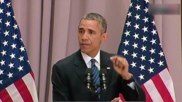 اوباما : مردم ایران و آمریکا موافق توافق هسته ای هستند