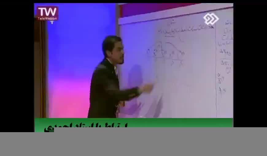 آموزش درس فیزیک به روش حل تست سرعتی - کنکور ۱۳