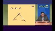 آموزش ریاضی دوره سوم راهنمایی فصل 2 قسمت سوم