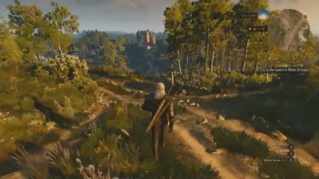 GDC 2015:تریلر گیم پلی جدید از بازی The Witcher 3
