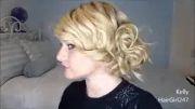 آموزش بستن موی سر به سبک تیلور سوئیفت!!