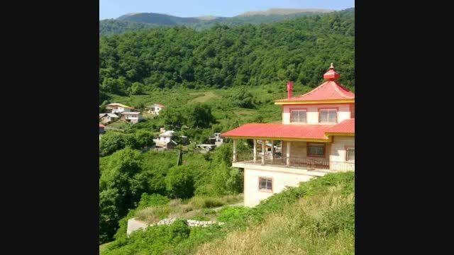 ویلای تریبلکس در آمل مازندران شمال کد354