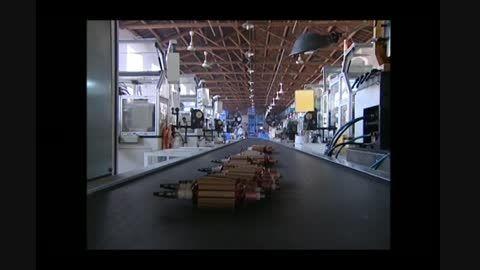 خط تولید ابزار آلات برقی رونیکس