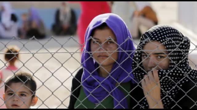 سفر آنجلینا جولی و سیاست حملۀ داعش به شهرهای مختلف